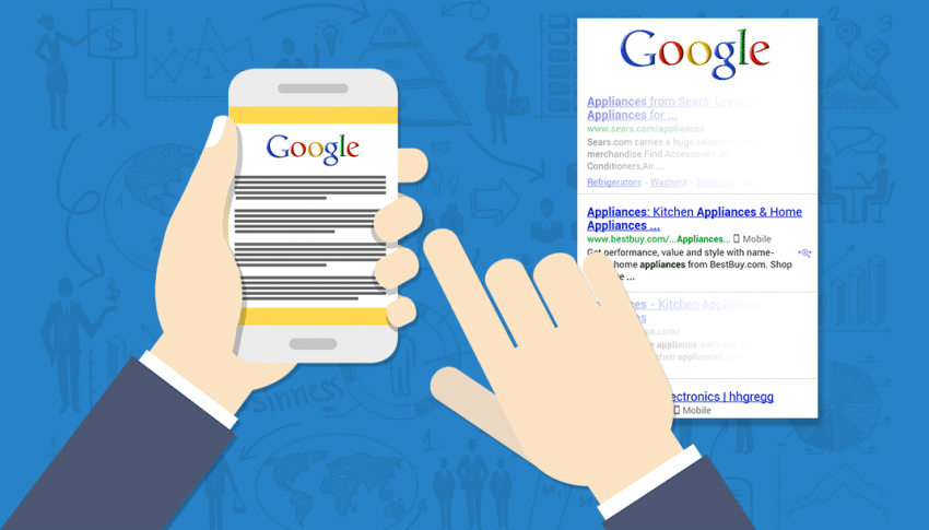 How to Dominate the search results